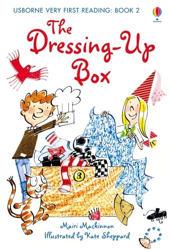9781409507048: The Dressing Up Box (Usborne Very First Reading)
