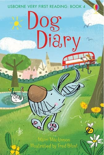9781409507062: Dog Diary (Libro) (Usborne Very First Reading)
