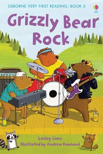 9781409507079: Grizzly Bear Rock (1.0 Very First Reading)