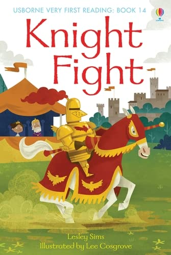 9781409507161: Knight Fight (Usborne Very First Reading)