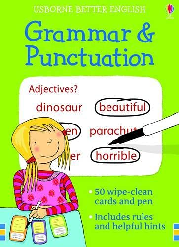 9781409507505: Grammar and Punctuation (Usborne Better English)