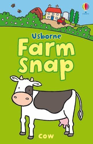 9781409507536: Farm Snap (Snap Cards)