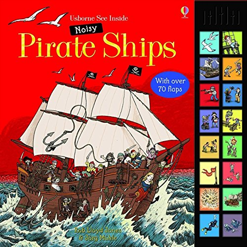 9781409507673: Noisy Pirate Ships (See Inside)