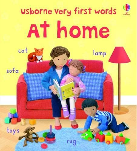 Very First Words: At Home: Felicity Brooks