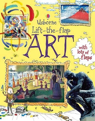 9781409507741: Art (Usborne Lift-the-Flap-Books)