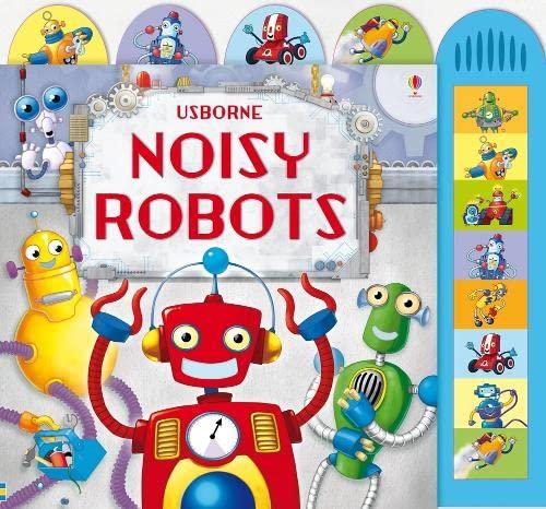 Noisy Robots (Noisy Books): Taplin, Sam