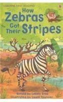 9781409508359: How Zebras Got Their Stripes (First Reading Level 2)