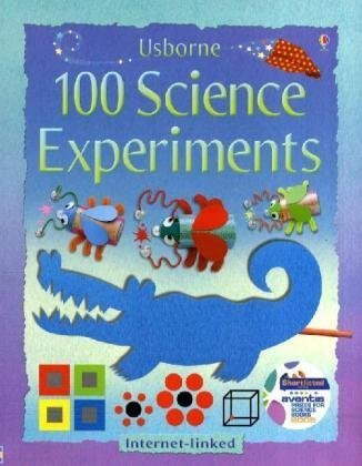 9781409508366: 100 Science Experiments (Usborne Activities)