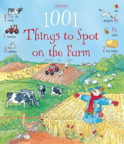 9781409508632: 1001 Things to Spot on the Farm