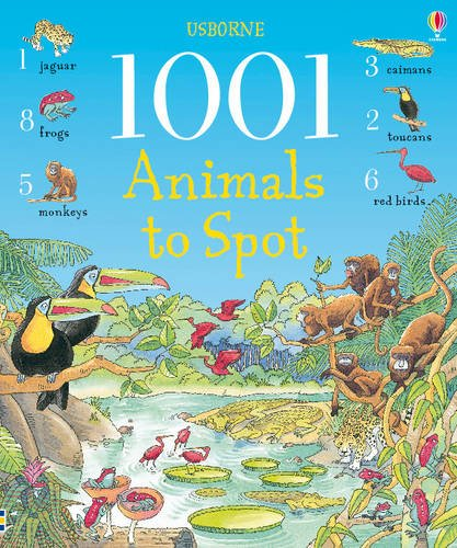 9781409508649: 1001 Animals to Spot (1001 Things to Spot)