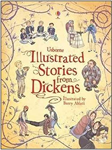 9781409508670: Illustrated Dickens (Usborne Illustrated Classics)