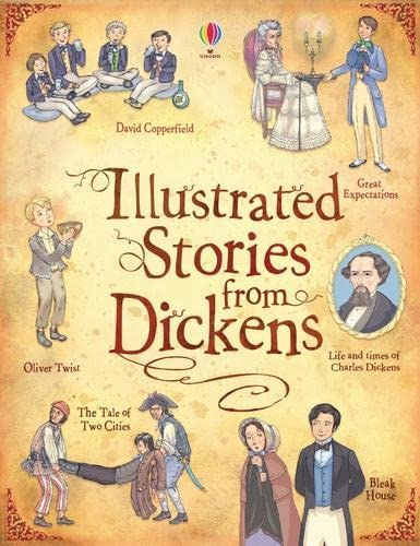9781409508670: Illustrated Stories from Dickens (Usborne Illustrated Classics)