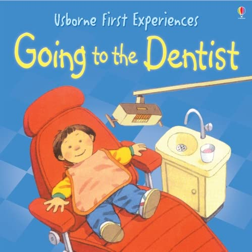 9781409508687: Going to the Dentist (Usborne First Experiences)