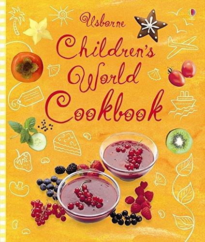 9781409508991: Children's World Cookbook (Reduced Ed)