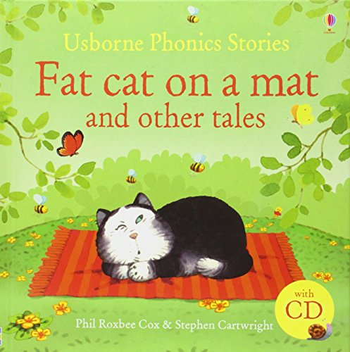 9781409509233: Fat cat on a mat and other tales. Ediz. illustrata. Con CD (Prime letture)