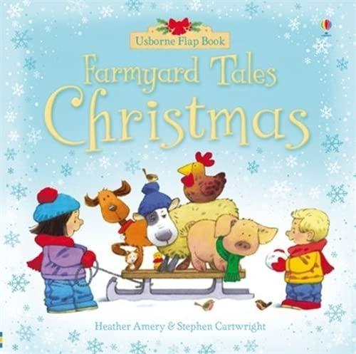 9781409509370: Farmyard Tales Christmas Flap Book
