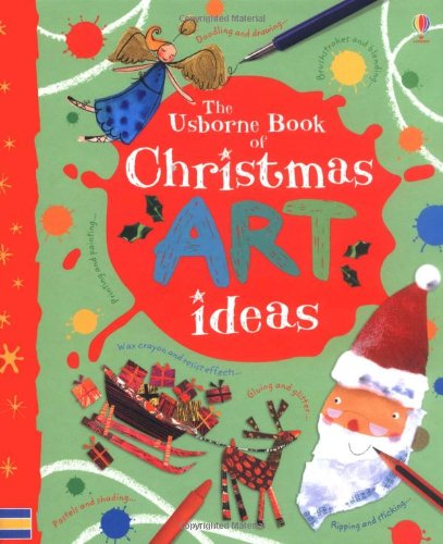 9781409509431: Christmas Art Ideas