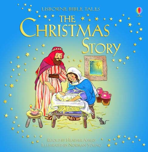9781409509462: The Christmas Story (Bible Tales)