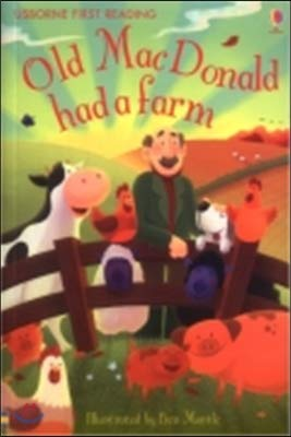 9781409510093: Old Macdonald Had a Farm (First Reading Level 1)