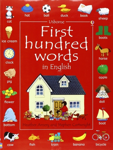 9781409510307: First Hundred Words in English