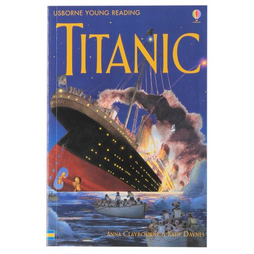 9781409512721: UYR LEVEL-3 TITANIC