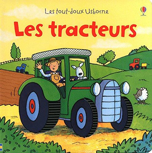 9781409513896: Les tracteurs (Les tout-doux Usborne)
