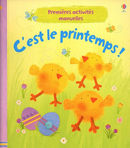 c'est le printemps ! (1409513912) by Katie Lovell