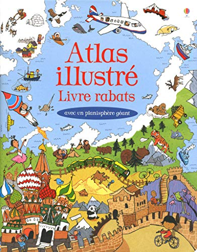 9781409514442: MON PREMIER ATLAS ILLUSTRE
