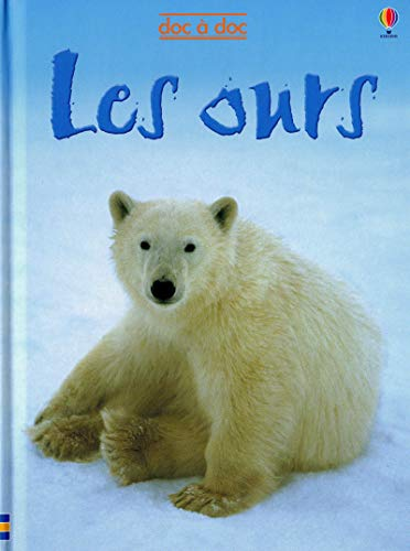 Les ours: Helbrough, Emma