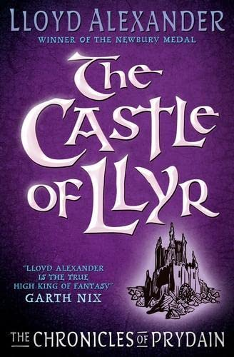 9781409515074: The Chronicles of Prydain 3: The Castle of Lyr