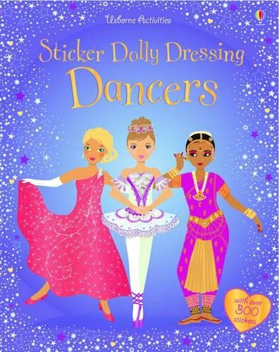 9781409515111: Dancers (Sticker Dolly Dressing)