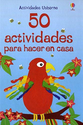 9781409515845: 50 ACTIVIDADES PARA HACER CASA (Spanish Edition)