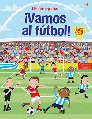Vamos al fútbol! (con pegatinas)  VAMOS AL FUTBOL!. Imagen de archivo 398289d54399d