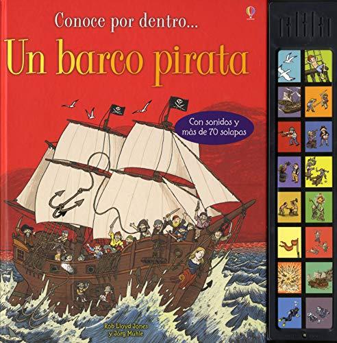 9781409516125: Barco Pirata (Conoce Por Dentro (usborne)