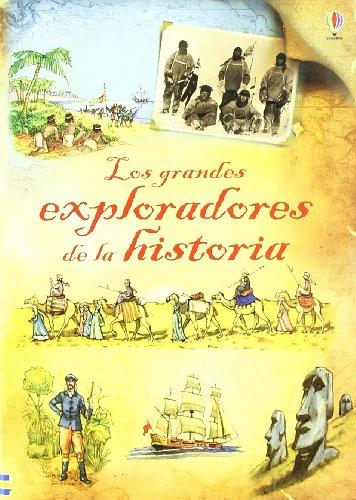9781409516286: Grandes exploradores de la historia