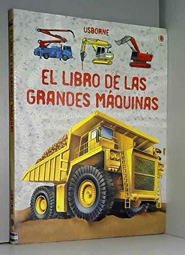 9781409516347: LIBRO DE LAS GRANDES MAQUINAS