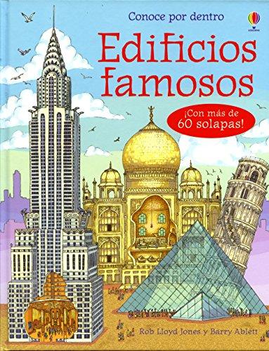 9781409516415: EDIFICIOS FAMOSOS (Conoce Por Dentro (usborne)