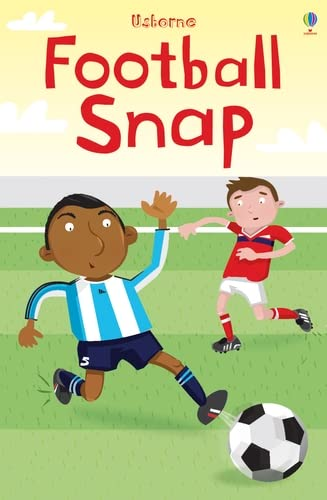 9781409516811: Football Snap (Snap Cards)
