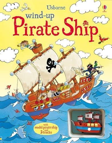 9781409516934: Wind-up Pirate Ship (Usborne Wind-up Books)