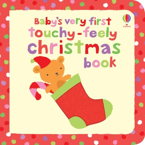 9781409516972: Baby's Very First Touchy-Feely Christmas Book