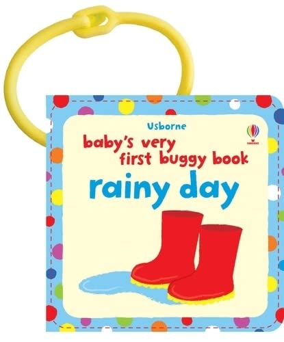 9781409516989: Rainy Day (Usborne Buggy Books)