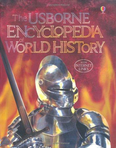 9781409519072: The Usborne Encyclopedia of World History