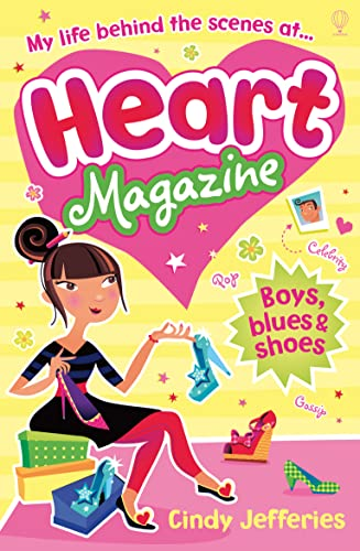 Heart Magazine: Boys, Blues and Shoes: Jefferies, Cindy