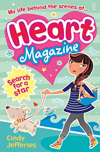 Heart Magazine: Search for a Star: Cindy Jefferies