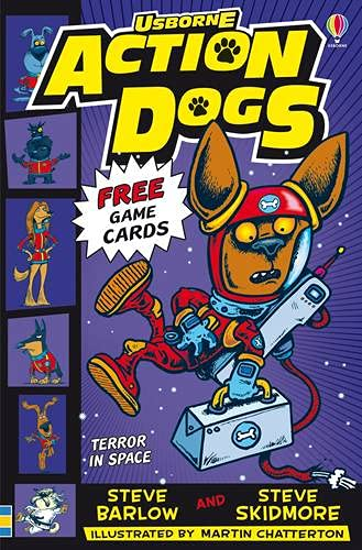 9781409520344: Terror in Space (Action Dogs)
