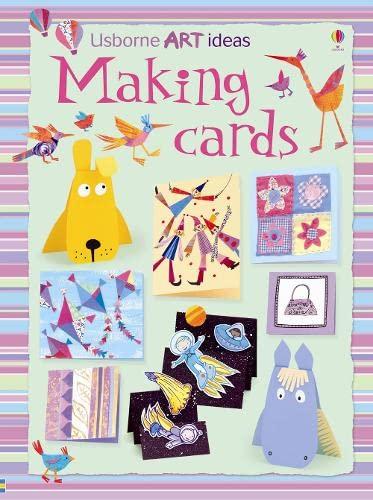 9781409520436: Making Cards (Usborne Art Ideas)