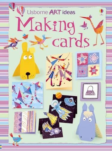 Making Cards (1409520439) by Fiona Watt