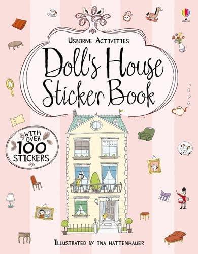 Doll's House Sticker Book (Doll's House Sticker Books): Anna Milbourne