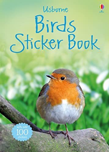 9781409520535: Birds Spotters Sticker Guide