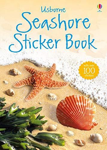 9781409520597: Seashore Sticker Book (Usborne Sticker Books)